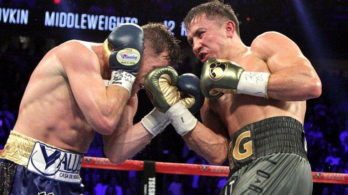 Genady Golovkin vs Saul Canelo Alvarez