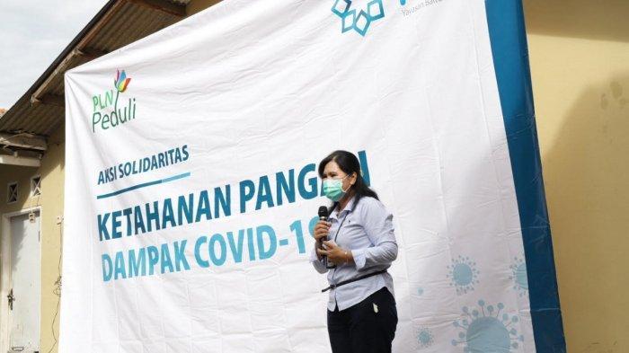 PLN Perkuat Ketahanan Pangan Masyarakat di Tengah Pandemi Covid-19