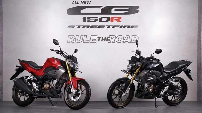 Harga All New CB150R StreetFire 2021, Ini Tanggal Ketersediaan di Dealer Resmi Honda