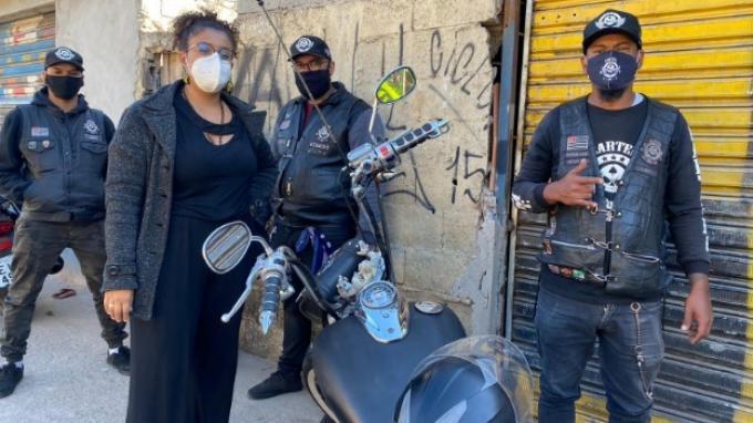 Hadapi Corona, Kehidupan Masyarakat di Daerah Kumuh Brasil Memprihatinkan: Geng Motor Jadi Penolong