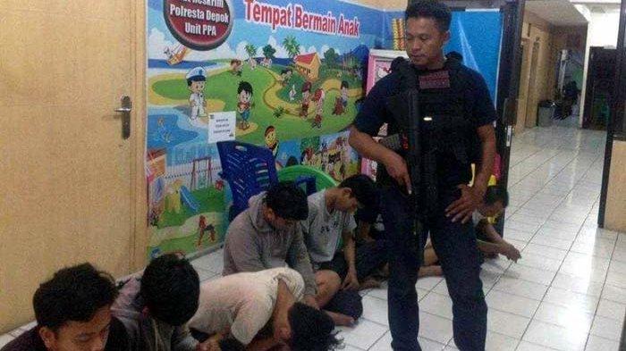 Saat Live di Instagram, Polisi Tangkap Anggota Geng Warsil Dalam 58 di Pejaten