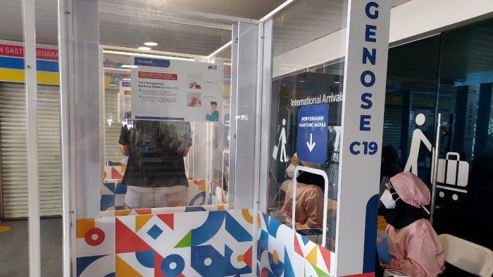 Angkasa Pura I Tambah Layanan GeNose C19 di Empat Bandara