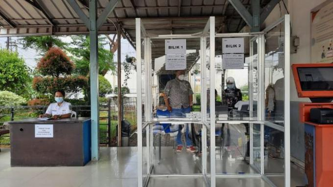 Mulai Hari ini, Stasiun Cikampek Layani Tes GeNose Covid-19 untuk Penumpang KAJJ