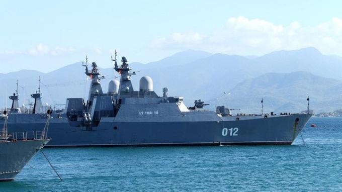 Frigate Gepard, Kapal Perang Rusia yang Dijejali Berbagai Sistem Senjata Canggih
