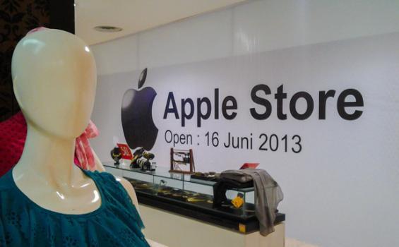 Kasus Covid-19 di AS Melonjak, Apple Batal Membuka Kembali 100 Gerainya
