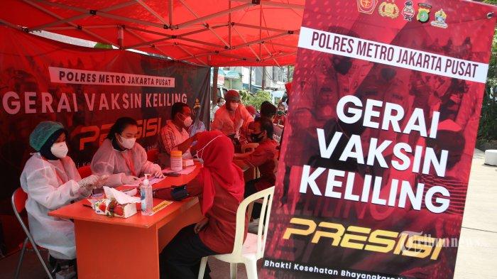 Tinjau Vaksinasi di Jakarta, Kabaharkam Ingatkan Masyarakat Tetap Patuhi Protokol Kesehatan