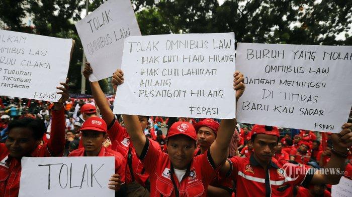 Imbas Corona, 162 Ribu Buruh di DKI Jakarta Jadi Pengangguran