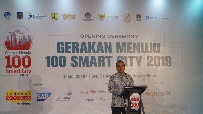 Memasuki Tahun ke-3, Gerakan Menuju 100 Smart City Pilih 25 Kota/Kabupaten untuk Proses Pendampingan