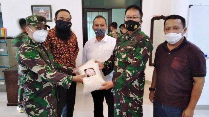 Gerakan Moral Rekonsiliasi Indonesia Bersama Yayasan Gema 86 Gelar Baksos Covid-19