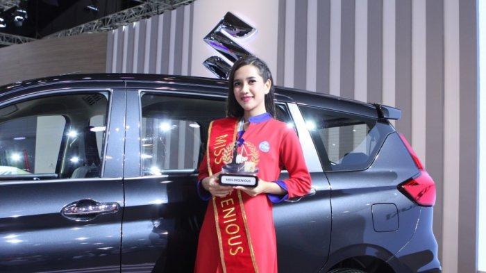 Suzuki Sabet Lima Penghargaan di Telkomsel IIMS 2019