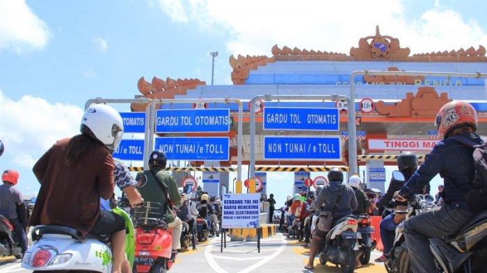 Mulai Oktober 2017, Jalan Tol Bali Mandara Berlakukan 100 Persen Pembayaran Non-Tunai
