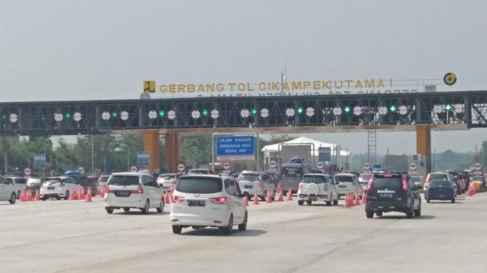 Dukung Larangan Mudik, Jalan Tol Layang MBZ Ditutup Mulai Hari Ini