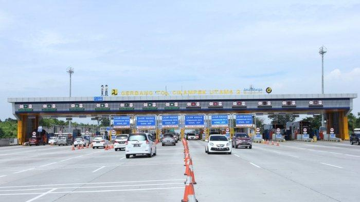 Puncak Lonjakan Volume Kendaraan Keluar Jakarta Diprediksi Pada H-2 Lebaran