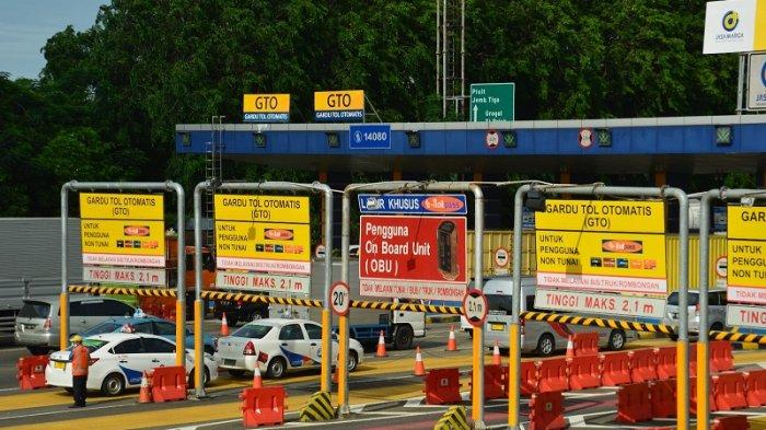 Jasa Marga Pertimbangkan Gerbang Tol  jadi Top Up Drive Thru
