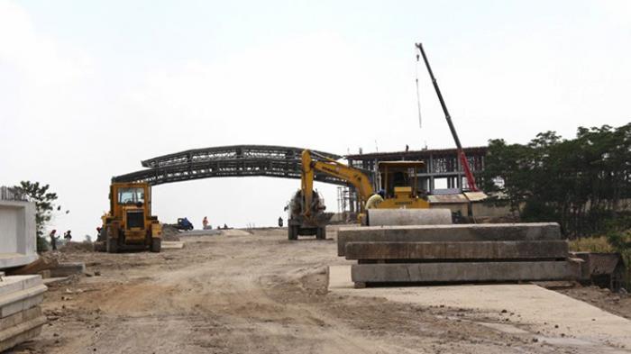 Pembebasan Lahan Pembangunan Jalan Tol Pandaan-Malang Sudah Mencapai 78 Persen