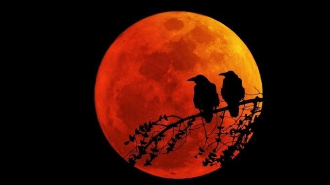 Fenomena Gerhana Bulan Total Terjadi 26 Mei 2021, Bertepatan dengan Hari Raya Waisak