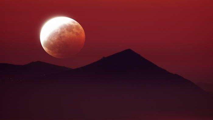 Hanya Berlangsung 1 Jam, Catat Pukul Berapa Gerhana Bulan Total 31 Januari Bisa Dilihat di Indonesia