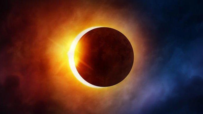 Gerhana Matahari Cincin 21 Juni 2020, Begini Cara Aman Melihat Gerhana Matahari