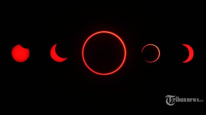 5 Fakta Gerhana Matahari Cincin 21 Juni 2020: Bertepatan dengan Solstis Juni, Peristiwa Langka
