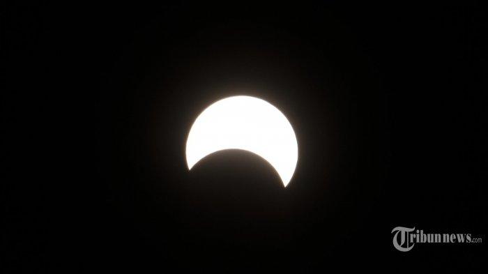 Gerhana Matahari Cincin 21 Juni, Daerah yang Dilintasi, Penjelasan, dan Waktu Kontak Gerhana