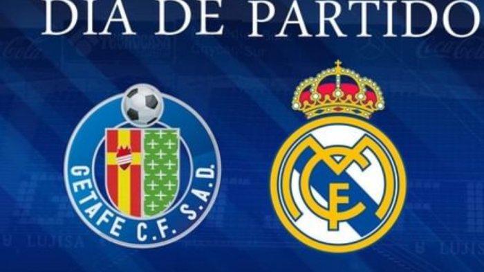 Hasil Akhir Getafe Vs Real Madrid Liga Spanyol Pekan 34, Los Blancos Gagal Raih Poin Penuh