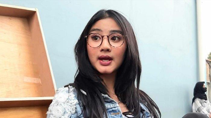 Ghea Youbi ketika ditemui di gedung Trans TV, Jalan Kapten Tendean, Mampang Prapatan, Jakarta Selatan, Selasa (21/4/2020).