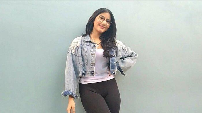 Ghea Youbi ditemui di gedung Trans TV, Jalan Kapten Tendean, Mampang Prapatan, Jakarta Selatan, Selasa (21/4/2020).