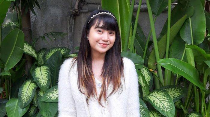 Ghea Indrawari ketika ditemui di kawasan Kemang, Jakarta Selatan, Kamis (4/3/2021).