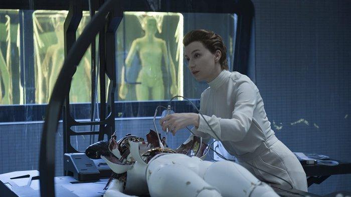 Sinopsis Film Ghost In the Shell, Aksi Scarlett Johansson Jadi Robot, Tayang Malam Ini