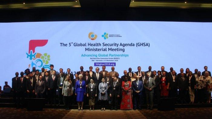 Indonesia Komitmen Mendukung Agenda GHSA 2024
