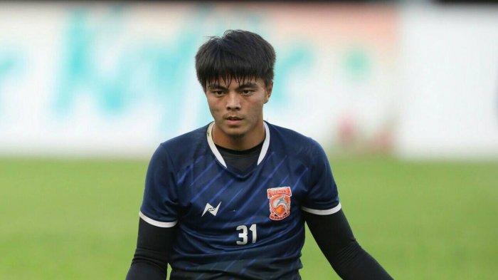Gianluca, Kiper Muda Borneo FC