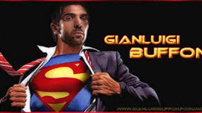 Gianluigi Buffon Lampaui Rekor Legenda Juventus