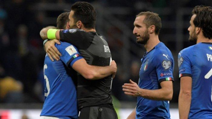 Ibarat Dunia Pasti Berputar, Kegemilangan Italia Berawal dari Titik Terendahnya di Sepak Bola