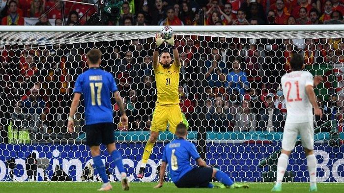 LIVE Streaming Italia vs Inggris Final Euro 2021 di Mola TV, Akses Link di Sini