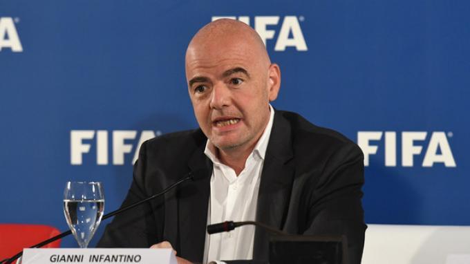 Presiden FIFA Gianni Infantino Desak Klub Liga Premier dan La Liga Relakan Pemain Bermain di Timnas