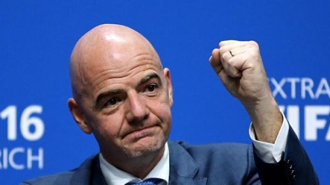 Presiden FIFA Beri Ucapan Selamat Buat Ketua Umum PSSI Terpilih Mochamad Iriawan