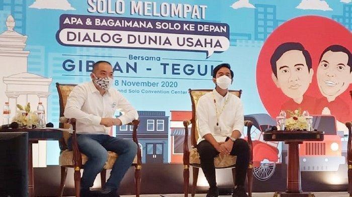 LIVE Streaming Pelantikan Wali Kota Solo, Gibran Rakabuming-Teguh Prakosa di Gedung DPRD Solo