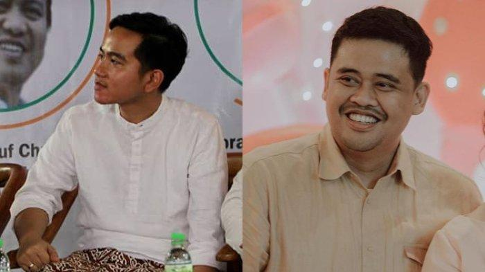 Putra sulung Jokowi, Gibran Rakabuming Raka, dan menantunya, Bobby Nasution, maju dalam Pilkada 2020.
