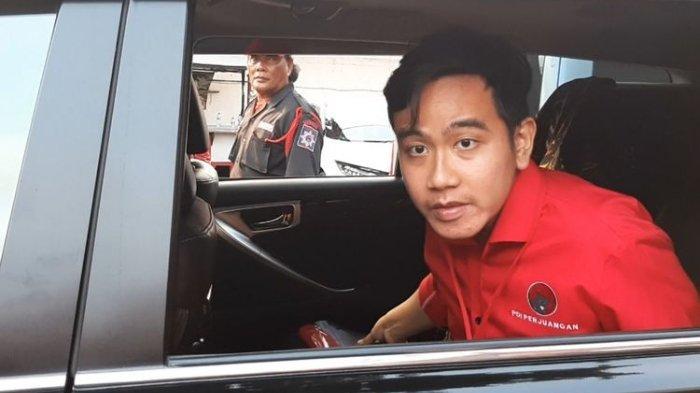 Gibran Rakabuming Raka mengikuti fit and proper test di Panti Marhaen Semarang, Sabtu (21/12/2019).
