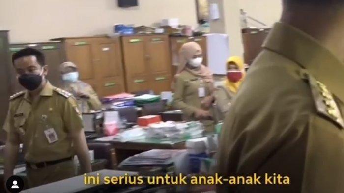 Aksi Gibran Marah pada Guru SMAN 1 Solo karena Tak Pakai Masker: Ini Tidak Bercanda