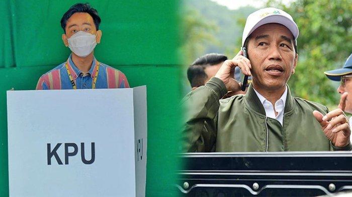 Presiden Jokowi Tak Secara Khusus Dampingi Gibran Rakabuming dan Bobby yang Maju ke Pilkada 2020