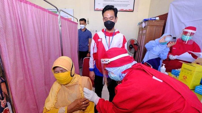 Gibran Yakin Solo Jadi Prioritas Vaksinasi, Bukan karena Kampung Halaman Jokowi, Tapi Peta Ekonomi