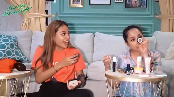 Nagita Syok Lihat Make Up Aurel Harganya Cuma Rp 8 Ribu, Istri Raffi Istighfar Dandanannya Diledek