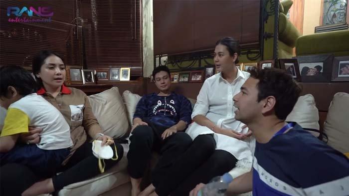 Raffi Ahmad dan Baim Wong Janjian Punya Anak Bareng (Youtube channel rans entertainment)