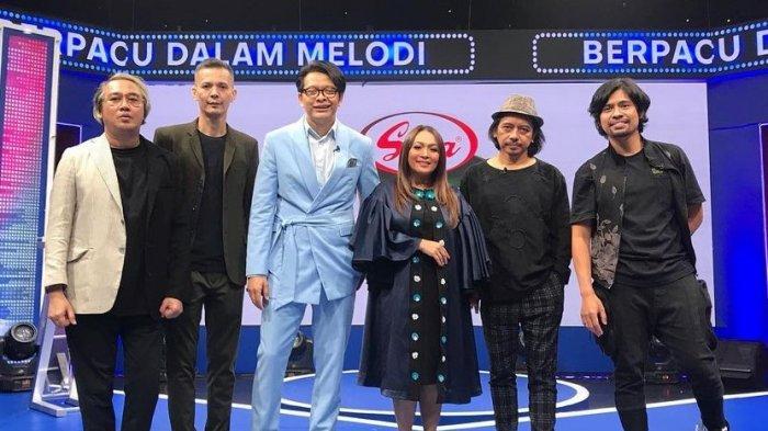 Group Band Gigi Siap Seru-Seruan di Berpacu dalam Melodi