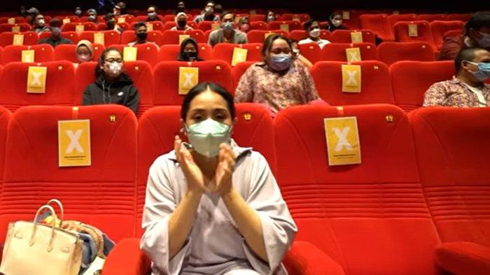 Raffi Ahmad Sewa Satu Studio Bioskop Demi Penuhi Ngidam Nagita Slavina
