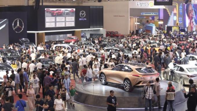 Gaikindo Ungkap Penjualan Mobil pada Maret Tembus Lebih dari 85.000 Unit