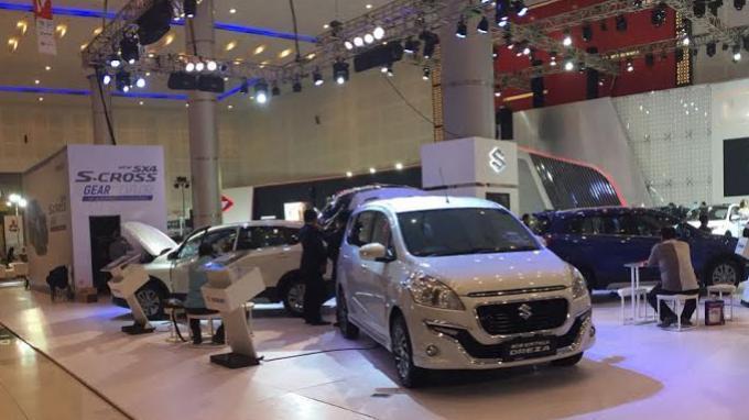 200 Unit Suzuki Ludes Dibeli Pengunjung GIIAS Surabaya