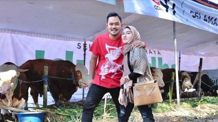 Idul Adha, Gilang Widya Pramana Salurkan 30 Ekor Sapi untuk Hewan Kurban