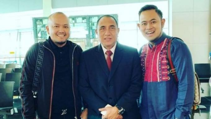 Inilah Sosok Dibelakang 'Suksesnya' Presiden Arema FC, Gilang Widya Pramana